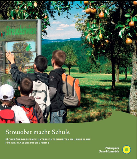 Materialien für Pädagogen — Naturpark Saar-Hunsrück